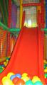 Dziecięce zjeżdżalnie dla placów zabaw