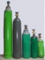 Gas mixture for food industry