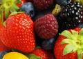 Owoce zamrożone