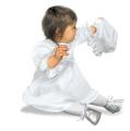 Odzież i dodatki dziecięce do chrztu