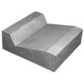Betonowe korytka ściekowe Typ trójkatny