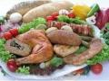 Produkty spożywcze porcje