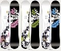 Deska do snowboardu damska MAIDEN SW