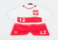 Mini strój piłkarski
