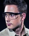 Przeciwodpryskowe okulary ochronne