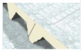Płyty dachowe KS1000 X-dek do dachów płaskich