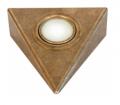 Lampa halogenowa trójkątna