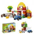 Klocki dziecięce LEGO DUPLO Moja Pierwsza Farma 6141