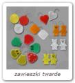 Odznaki odblaskowe twarde