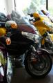 Motocykle.
