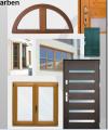 Okna i drzwi drewniane BAS