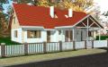 Dom dwurodzinny Mabudo