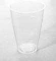 Szklanki plastikowe.