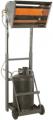 Promiennik mobilny gazowy model PMD ( moc od 7,0 kW do 9,6kW)