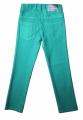 """Spodnie """"rurki"""" zielone"""