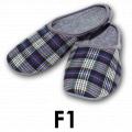 Pantofle Męskie F1