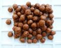 Kulki pszenno-otrębowe o smaku kakaowym