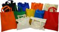 Sacs en polypropylène non tissé (pour le shopping, la publicité wigofil) 30x15x35 cm noir