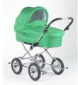 Wózki dziecięce model Hybryda - zielony