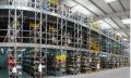 Многостепенното складови системи, които увеличават площта на списание Promag