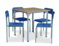 Székek, padok, asztalok, büfék, öltözők, irodák, Promag