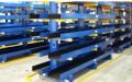 Regały wspornikowe do składowania ciężkich towarów firmy Promag