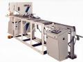 Urządzenie do wykrawania otworów CNC  w linii firmy Geka