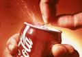 Coca Cola w puszcze