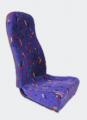 Fotel turystyczny podmiejski przeznaczony do zabudowy w autobusach turystycznych i mikrobusach