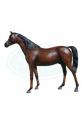 Figura ogrodowa Koń duży