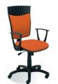 Krzesło biurowe tapicerowane Stillo