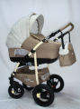 Zippy - lekki i funkcjonalny wózek z komfortowym resorowaniem