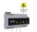 Uniwersalny system monitorowania adresowalnych oświetlenia awaryjnego