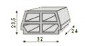 STROP TERIVA - T 1 bis