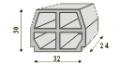 STROP TERIVA - T 3