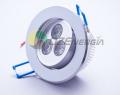 Oprawa sufitowa aluminium 3x1W Power LED 230V z zasilaczem Greenie