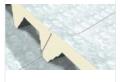 Płyty warstwowe dachowe KS1000 X-DEK