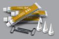 Środki adhezyjne do łączeń: silikon-silikon, silikon-metal oraz środki pomocnicze - uszczelniające i ułatwiające mocowanie uszczelek