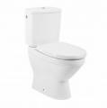 SELLA kompakt WC odpływ uniwersalny, z deską wolnoopadajacą