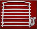 Elektryczna suszarka ECO - 110 wisząca biała Elterm 110 W