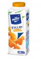 Jogurty pitne w różnych smakach
