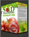 100% Naturalny Sok Jabłkowy