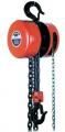 Ручные тали, цепи Тип 100 для вертикального подъема и грузовые.