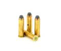 357 MAGNUM naboje rewolwerowe z pociskiem ołowianym, krytym /WC/ przeznaczone są do zwalczania siły żywej