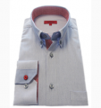 Koszula męska klasyczna z długim rękawem