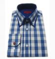 Koszula męska  klasyczna długi rękaw model SLIM