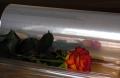 Folia w rulonach do pakowania kwiatów