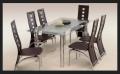 Komplet stół  krzesłami