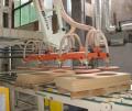 Roboty do automatyczneho paletowania  gotowych  produktów