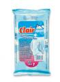 Clair 20 chusteczki do mycia szyb
